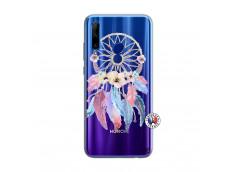 Coque Huawei Honor 20 Lite Multicolor Watercolor Floral Dreamcatcher