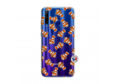 Coque Huawei Honor 20 Lite Petits Poissons Clown