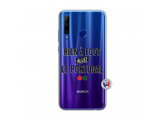Coque Huawei Honor 20 Lite Rien A Foot Allez Le Portugal