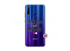 Coque Huawei Honor 20 Lite Rien A Foot Allez Monaco