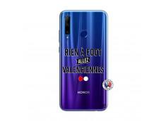 Coque Huawei Honor 20 Lite Rien A Foot Allez Valenciennes