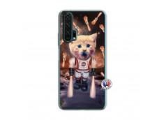 Coque Huawei Honor 20 PRO Cat Nasa Translu