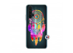 Coque Huawei Honor 20 PRO Dreamcatcher Rainbow Feathers