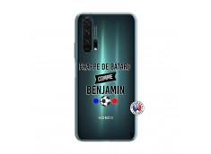 Coque Huawei Honor 20 PRO Frappe De Batard Comme Benjamin