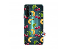 Coque Huawei Honor 20 PRO Hey Cherry, j'ai la Banane