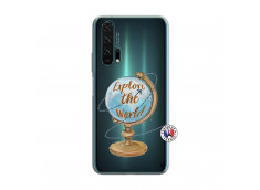 Coque Huawei Honor 20 PRO Globe Trotter