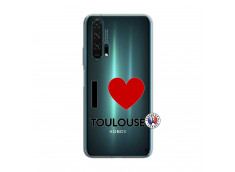 Coque Huawei Honor 20 PRO I Love Toulouse