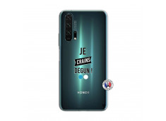 Coque Huawei Honor 20 PRO Je Crains Degun