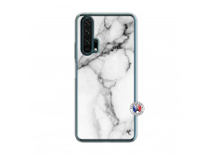 Coque Huawei Honor 20 PRO White Marble Translu