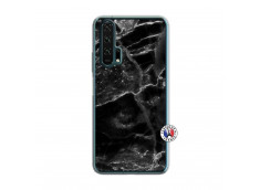 Coque Huawei Honor 20 PRO Black Marble Translu