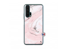 Coque Huawei Honor 20 PRO Marbre Rose Translu