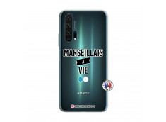 Coque Huawei Honor 20 PRO Marseillais à Vie
