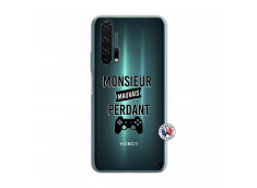 Coque Huawei Honor 20 PRO Monsieur Mauvais Perdant