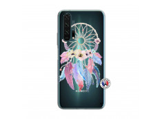 Coque Huawei Honor 20 PRO Multicolor Watercolor Floral Dreamcatcher