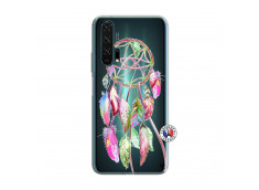 Coque Huawei Honor 20 PRO Pink Painted Dreamcatcher