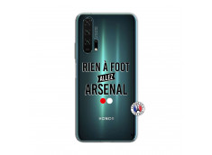 Coque Huawei Honor 20 PRO Rien A Foot Allez Arsenal
