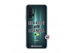 Coque Huawei Honor 20 PRO Rien A Foot Allez Le Senegal