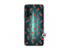 Coque Huawei Honor 20 PRO Rose Pattern