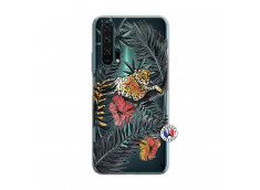 Coque Huawei Honor 20 PRO Leopard Tree