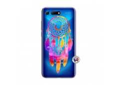 Coque Huawei Honor 20 Dreamcatcher Rainbow Feathers