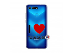 Coque Huawei Honor 20 I Love Toulouse