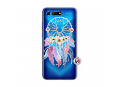 Coque Huawei Honor 20 Multicolor Watercolor Floral Dreamcatcher