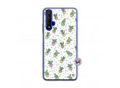 Coque Huawei Honor 20/nova 5T Le Monde Entier est un Cactus Translu