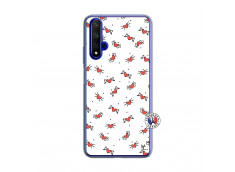 Coque Huawei Honor 20/nova 5T Cartoon Heart Translu