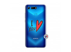 Coque Huawei Honor 20/nova 5T I Love You