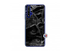 Coque Huawei Honor 20/nova 5T Black Marble Translu