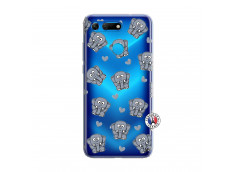 Coque Huawei Honor 20/nova 5T Petits Elephants