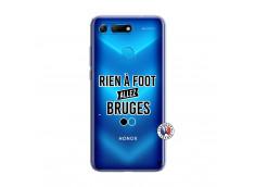 Coque Huawei Honor 20/nova 5T Rien A Foot Allez Bruges