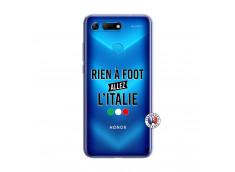 Coque Huawei Honor 20/nova 5T Rien A Foot Allez L'Italie