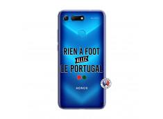Coque Huawei Honor 20/nova 5T Rien A Foot Allez Le Portugal