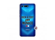 Coque Huawei Honor 20/nova 5T Rien A Foot Allez Monaco