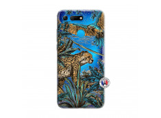 Coque Huawei Honor 20/nova 5T Leopard Jungle