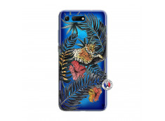 Coque Huawei Honor 20/nova 5T Leopard Tree
