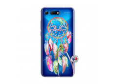 Coque Huawei Honor 20 Pink Painted Dreamcatcher