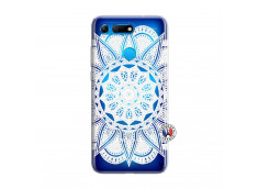 Coque Huawei Honor 20 White Mandala