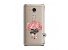 Coque Huawei Honor 5X Bouquet de Roses