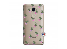 Coque Huawei Honor 5X Cactus Pattern