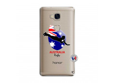 Coque Huawei Honor 5X Coupe du Monde Rugby-Australia