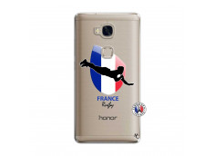 Coque Huawei Honor 5X Coupe du Monde de Rugby-France
