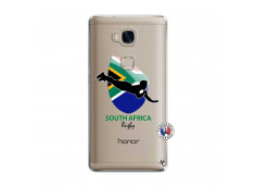 Coque Huawei Honor 5X Coupe du Monde Rugby-South Africa