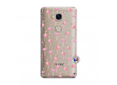 Coque Huawei Honor 5X Flamingo