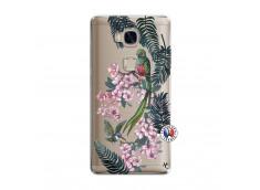 Coque Huawei Honor 5X Flower Birds