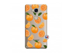Coque Huawei Honor 5X Orange Gina