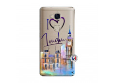Coque Huawei Honor 5X I Love London