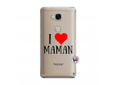 Coque Huawei Honor 5X I Love Maman