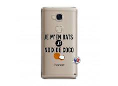 Coque Huawei Honor 5X Je m'en bats Les Noix De Coco